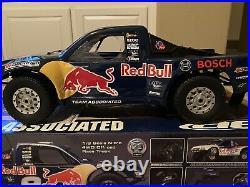 NEW Red Bull Team Associated SC8 18 4WD Nitro Truck