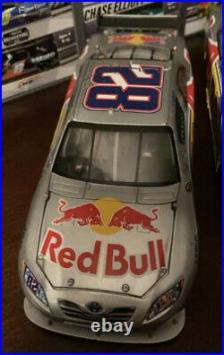 Nascar Red Bull 1/24 Lot