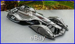 New 1/18 Autoart diecast RED BULL X2014 FAN CAR Model S. Vettel Met. Gray 18116