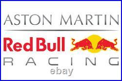 New! 2020 Red Bull Racing Mens Rain Jacket Coat Official RBR F1 Team Merchandise