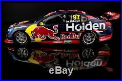 New Classic Carlectables Shane van Gisbergen Red Bull HRT Holden VF 2017 118