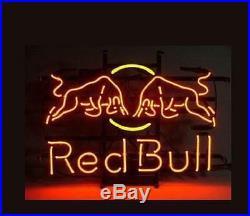 New Red Bull Energy Drink Lager Beer Neon Light Sign 20x16