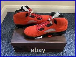 Nike Air Jordan 5 Retro Raging Bull (2021) Size UK10/US11