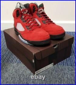 Nike Air Jordan 5 Retro Raging Bull 2021 Size UK 11