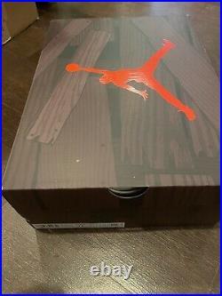 Nike Air Jordan 5 Retro Raging Bull Men's Size 12 DD0587-600 Red Black 2021