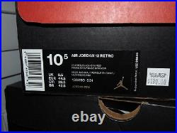 Nike Air Jordan XII 12 Retro Bulls 130690-601 Mens size 10.5 US
