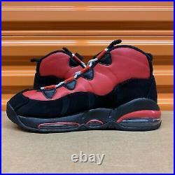Nike Air Max Uptempo'95 Chicago Bulls Red/Black Men's Shoes Sz 12 (CK0892 600)