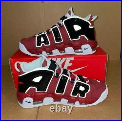 Nike Air More Uptempo'96 Bulls Hoops Pack Size 8-13 921948-600 2021