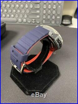 Nixon The Mission Smartwatch Rare Red Bull Signature Series