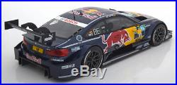 Norev 2016 BMW M4 DTM Red Bull BMW Team RMG DTM Champion Wittman #11 118New