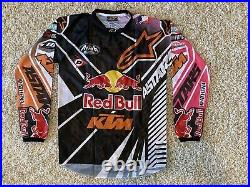 OFFICIAL Marvin Musquin Alpinestars Red Bull KTM Jersey MX Gear Supercross Kit