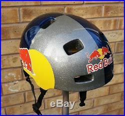 POC Crane Red Bull Helmet size XL-XXL
