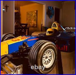 RC FG F1 Modelsport Formula1 Sportline Red Bull 33 Shelf Queen