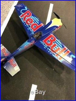 RC Modellflugzeug Edge 540 V2 Red Bull Spw. 1000 mm ARF+ m. Motor Regler Servos