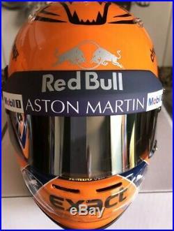 RED BULL RACING HELMET 12 Formula 1 Casco 1/2 F1
