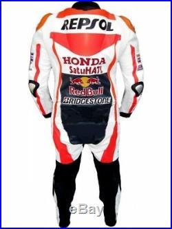 REPLICA Redbull Motorrad Rindsleder Anzug Motorrad Racing MotoGP Rüstung