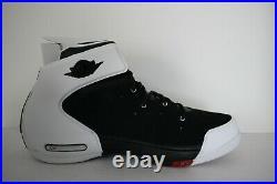 RETRO Jordan Melo 1.5 Chicago Bulls Nike Air Men Sz 13 Blk/Gym Red 631310 014