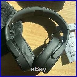 (Rare) Monster Energy x Skullcandy Bluetooth Headphones (Athlete Only) / Redbull