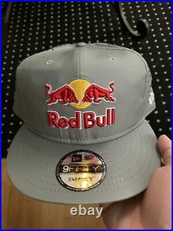 Red Bull 9fifty Large-xlarge New Era Strapback Rare