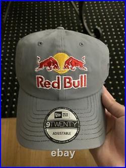 Red Bull 9twenty New Era Strapback Rare