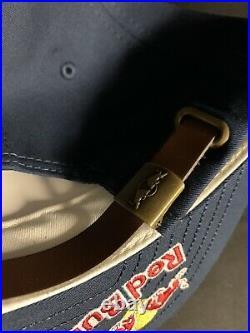 Red Bull A Frame New Era Strapback Hat