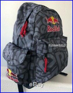 Red Bull Athlete Backpack 2019 Rare Special Hat Cap Monster Energy