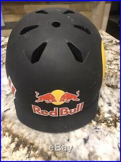 Red Bull Athlete Helmet Ski/snowboard, Wakeboard, Bmx, Skate