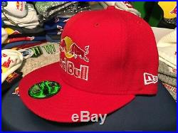 Red Bull Athlete New Era Hat Fitted