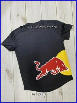 Red Bull Athlete Only Allover T-shirt New Fast Shipping