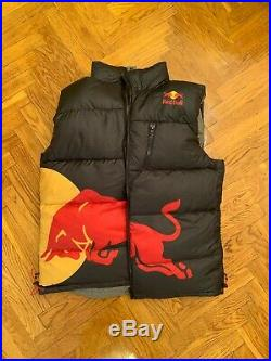Red Bull (Athlete Only) Down Vest NEW