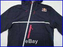 Red Bull Athlete Only GORE-TEX jacket sz L VERY RARE F1 MotoGP Verstappen