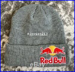 Red Bull Athlete Only Hat Bundle Cap Rare 001 Beanie