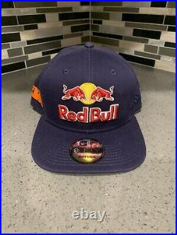 Red Bull Athlete Only Hat New Era Navy SnapBack + Pit Shirt KTM DUNGEYRare
