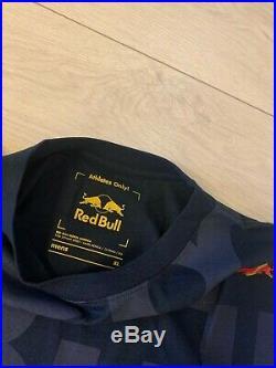 Red Bull Athlete Only T-Shirt (Super Rare)