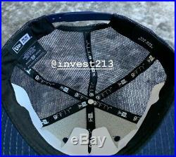 Red Bull Athlete Only Trucker Hat 2020 White/blue Snapback Cap Rare