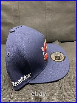 Red Bull BFGoodrich New Era 9fifty American Flag Snapback Hat