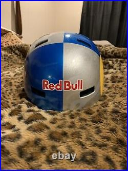 Red Bull Bell Helmet Replica Size Large