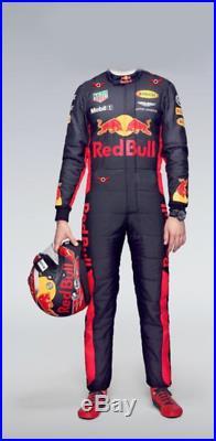 Red Bull CIK/FIA Level 2 suit 2017 style