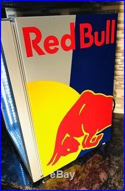 Red Bull Eco Medium Mini Fridge