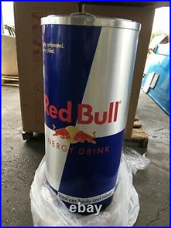Red Bull Energy Drink Can Ice Cooler NEW