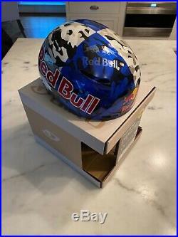 Red Bull Giro Emerge MIPS Ski Helmet Size LARGE