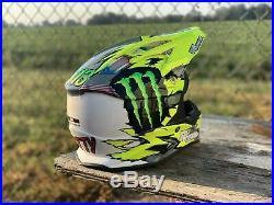 Red Bull Helmet / Rockstar Helmet / Monster Energy Helmet / (PLEASE READ POST)