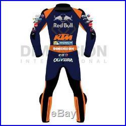 Red Bull Ktm Motogp 2019 Racing Suit Motorbike Leather Suit