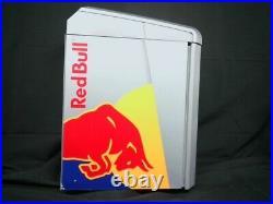 Red Bull Mini Countertop Refrigerator 115V/60Hz RB-GDC ECO LED New