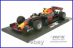 Red Bull RB13 TAG Heuer Daniel Ricciardo Formel 1 Mexico 2017 118 Minichamps