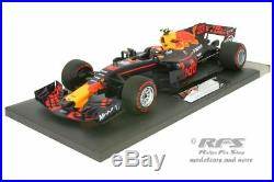 Red Bull RB13 TAG Heuer Max Verstappen Formel 1 Malaysia 2017 118 Minichamps