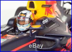 Red Bull RB13 TAG Heuer V6 F1 3° GP Spanien 2017 Daniel Ricciardo, Spark 118