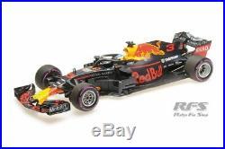 Red Bull RB14 TAG Heuer Ricciardo Winner Formel 1 Monaco 2018 118 Minichamps