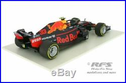 Red Bull RB14 TAG Max Verstappen Formel 1 Australien 2018 118 Minichamps NEU