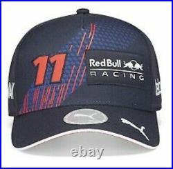 Red Bull Racing F1 Adults Team Sergio Perez Baseball Cap 2021